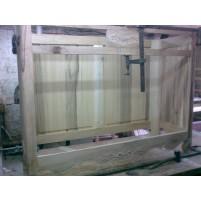 fabrication d'un bahut 2 portes