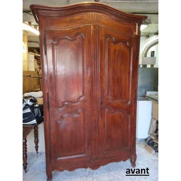 Armoire avant apr s relooking for O meuble sainte marguerite