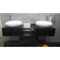 Fabrication meuble de sale de bain